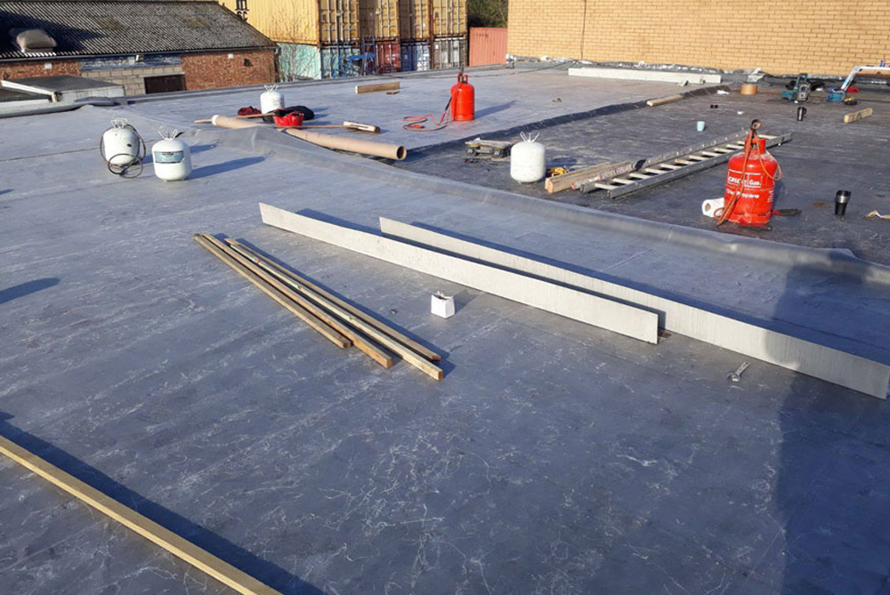 GM EPDM Rubber Roofs